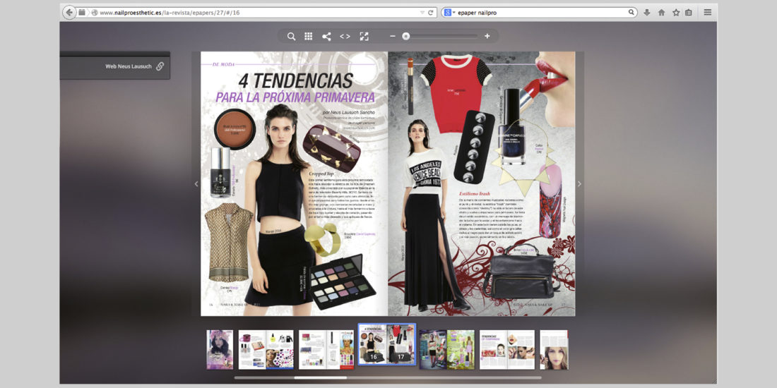 Nailpro online