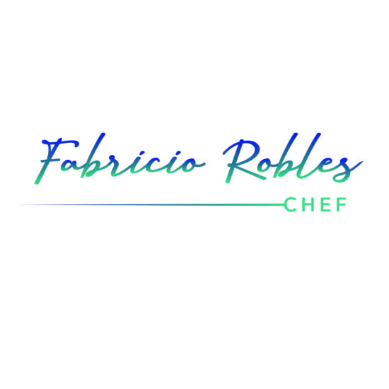 Logo Fabricio Robles chef